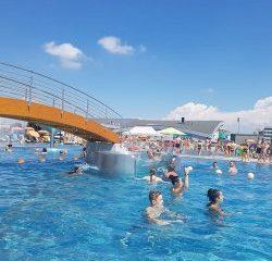 Moderné aquaparky na Slovensku