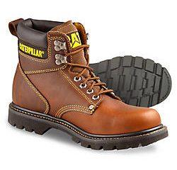 Hnedá pracovná obuv