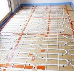 Spoľahlivé podlahové vykurovanie