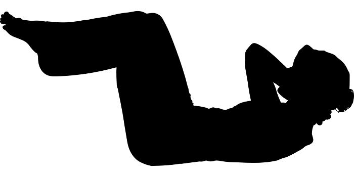 Cviky na ploché břicho v pohodlí domova