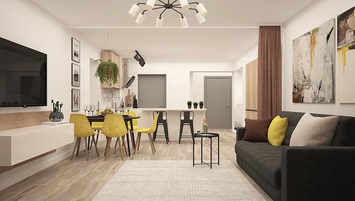 rekonštrukcie bytov Bratislava v modernom štýle