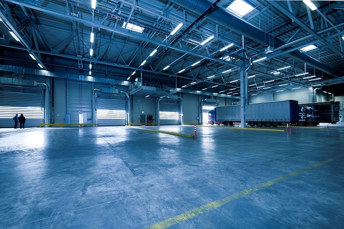 Epoxidové podlahy v priemyselných halách