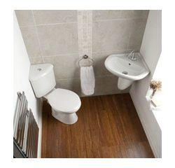 Čiastočná rekonštrukcia malej kúpeľne