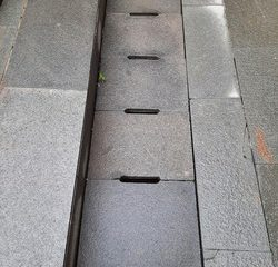 Okapový chodník a jeho funkcia